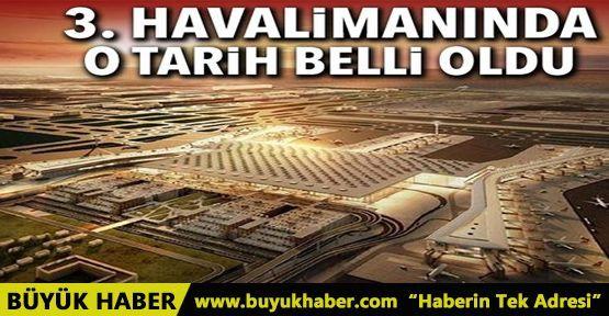 3. havalimanı taşıma ihalesiyle ilgili flaş gelişme