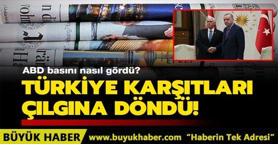 ABD medyası anlaşmayı böyle gördü: Başkan Erdoğan'ın dediği oldu