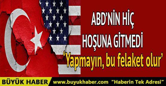 ABD: Türkiye S-400 sistemlerini alırsa NATO teknolojilerine erişimi kısıtlanır