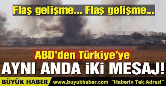 ABD'den Türkiye'ye bir takdir bir de uyarı!