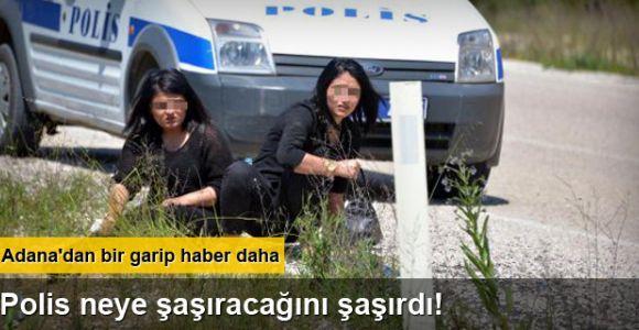 Adana'dan bir garip haber daha