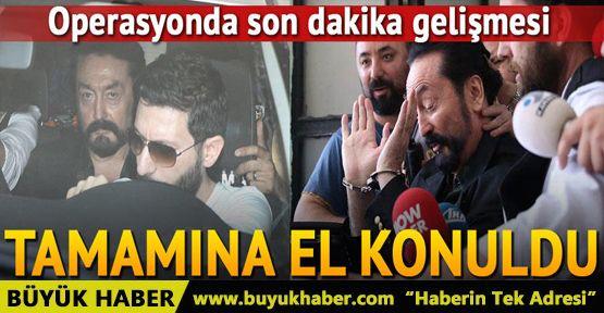 Adnan Oktar gözaltına alındı, mal varlıklarına el konuldu