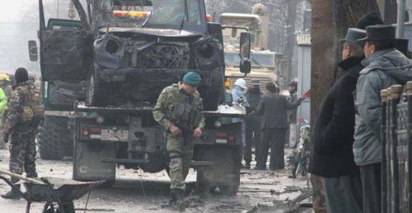 Afganistan'ta Türk büyükelçiliği aracına saldırı! 1 şehit, 1 yaralı