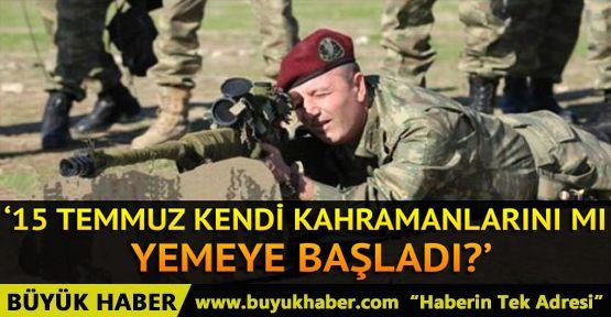 Ahmet Hakan: 15 Temmuz kendi kahramanlarını mı yemeye başladı?