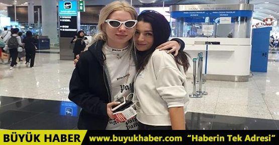 Aleyna Tilki Türkiye'den ayrıldı!