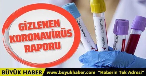 Almanyayı şok eden gizli koronavirüs raporu ortaya çıktı!