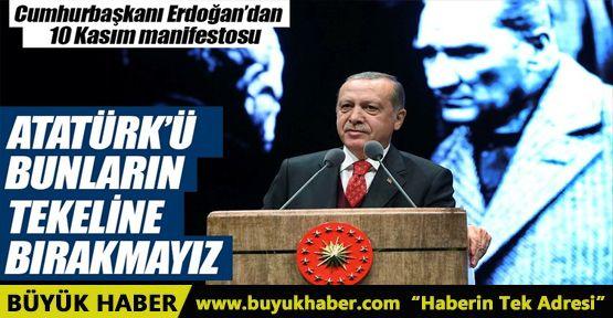Atatürk'ü faşistlerin elinden kurtaracağız