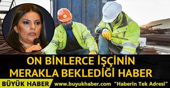Çalışma Bakanı'ndan son dakika 'taşeron işçi' açıklaması