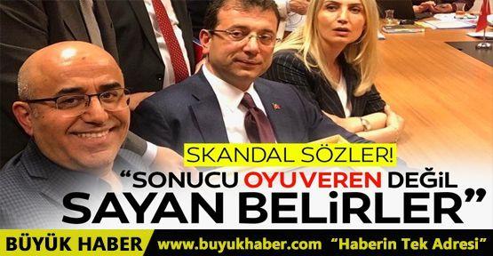 CHP adayının kampanya direktörü Necati Özkan'dan ilginç paylaşım!