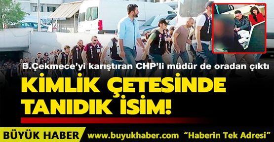 CHP'nin nüfus memuru sahte kimlik çetesinde