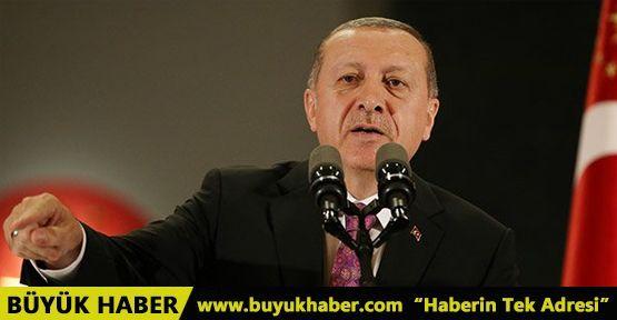 """Cumhurbaşkanı Erdoğan Esnafa Güvence Verdi: """"Yanınızdayım"""""""