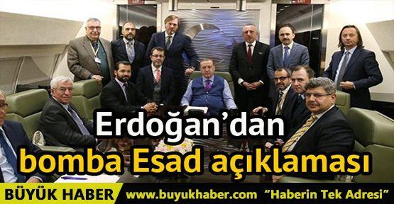 Cumhurbaşkanı Erdoğan'dan Soçi dönüşü önemli açıklamalar