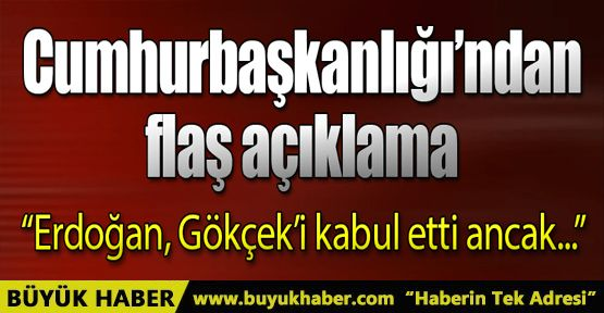 Cumhurbaşkanlığı'ndan Balıkesir Belediye Başkanı açıklaması
