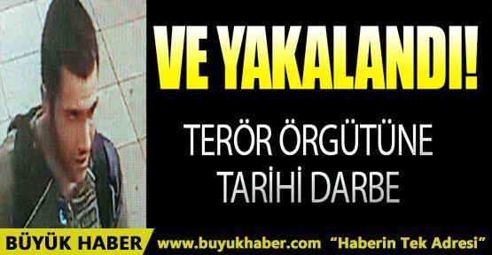 DEAŞ'ın Avrupa canisi İstanbul'da yakalandı