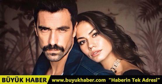 Demet Özdemir ve İbrahim Çelikkol'u buluşturan 'Evim' dizisinin çekimleri bugün itibariyle başladı.