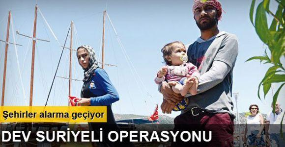 Dev Suriyeli operasyonu