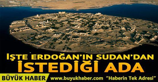 Erdoğan: Bu adayı bize tahsis etseniz de restore etsek