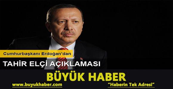Erdoğan: Tahir Elçi'ye Allah'tan rahmet diliyorum