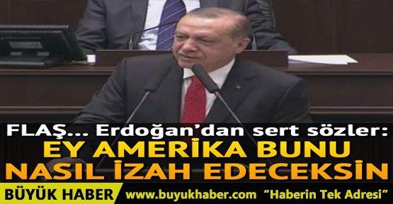 Erdoğan'dan flaş sözler: Önümüzde Afrin var