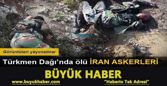 Esad'a desteğe gelen İran askerleri öldürüldü