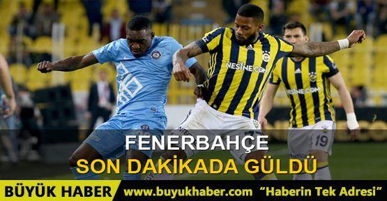 Fenerbahçe 1 - 0 Osmanlıspor