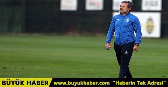 Fenerbahçe Aykut Kocaman'ın görevinin başında olduğunu açıkladı