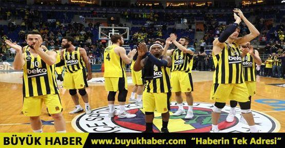 Fenerbahçe Beko, Euroleague'de üst üste 5'inci kez Final Four'da