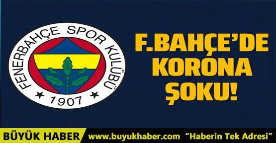 Fenerbahçe'de 2 korona vakası