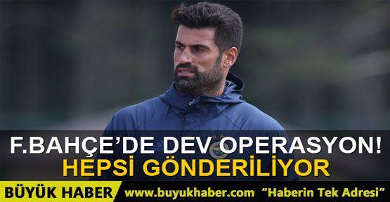 Fenerbahçe'de dev operasyon! Aziz Yıldırım'a rağmen...