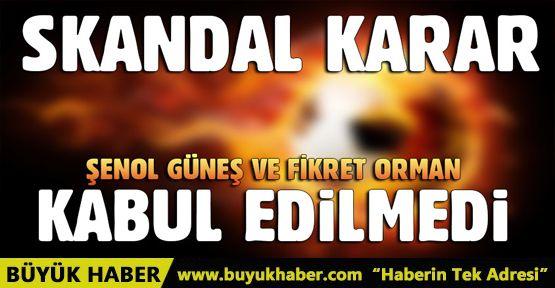 Fransa Futbol Federasyonu'ndan Beşiktaş'a ret