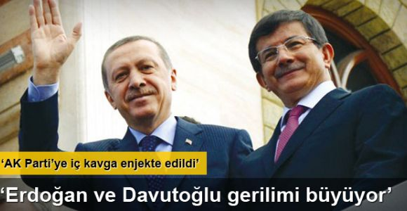 FT: Erdoğan ve halefi arasında 'büyüyen gerilim'