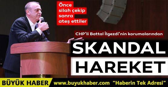Genel İş: Ataşehir Belediye Başkanı ve korumaları işçilere saldırdı!