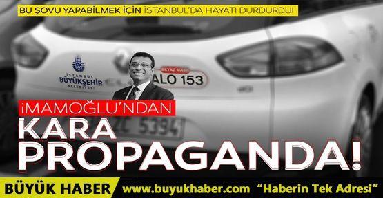 """Göksu: Ekrem İmamoğlu """"araç fantazisi"""" uğruna İstanbul'da hayatı durdurmuştur!"""