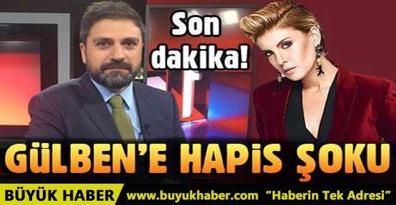 Gülben Ergen'e hapis şoku! Savcılık zorlama hapis cezası istedi