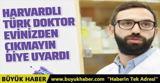 Harvardlı doktor Furkan Burak korona için uyardı! Ok yaydan çıktı