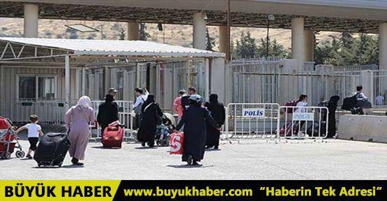 Hatay'a 'Zeytin Dalı' sınır kapısı geliyor