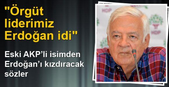 Image result for Dengir Mehmet Fırat BİZ ÖRGÜT İSEK ÖRGÜTÜN BAŞI ERDOĞANDIR DEDİ