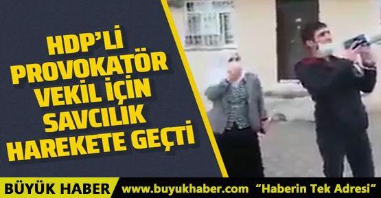 HDP'li provokatör vekil Tosun için savcılık harekete geçti