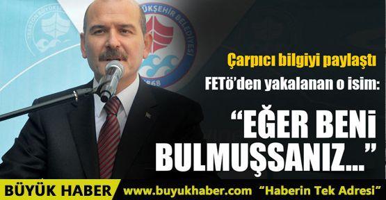 İçişleri Bakanı açıkladı: FETÖ söküldü