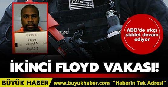 İkinci Floyd vakası! ABD'de ırkçı şiddet devam ediyor