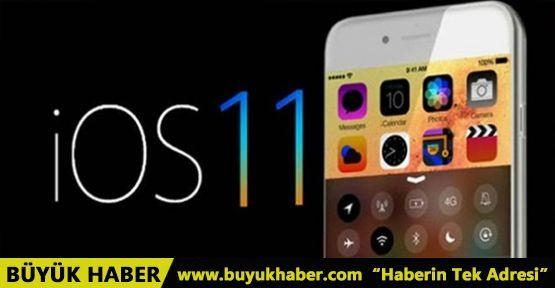 iOS 11 ile iPhone'a yeni özellik geliyor