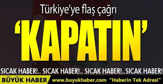 Irak'tan Türkiye ve İran'a flaş çağrı! 'Kapatın!
