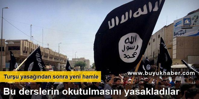 IŞİD müzik ve tarih derslerini yasakladı