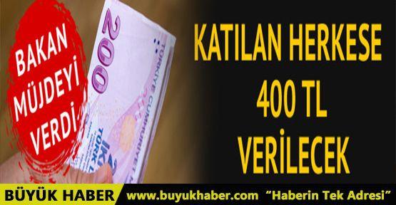İŞKUR kurslarına katılan annelere 400 lira bakım desteği