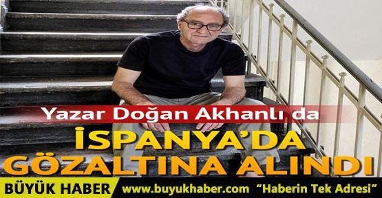 İspanya'da bir Türk daha gözaltında