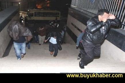 İstanbul Esenyurt'ta Kumar Baskını 110 Gözaltı