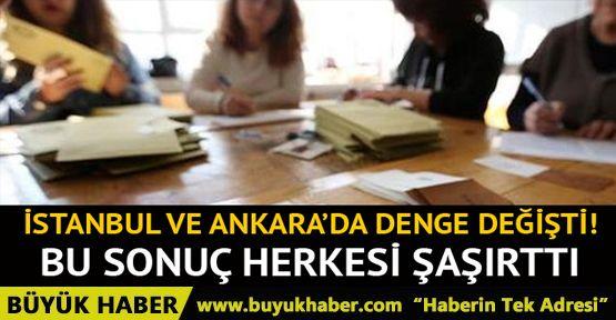 İstanbul ve Ankara'da referandum sonuçlarında durum değişti!