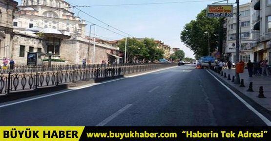 İstanbul'un tarihi caddesi için önemli karar