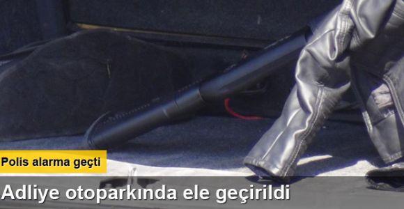 İzmir Adliyesi'nde silah ve pompalı tüfek paniği