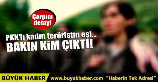 Kadın PKK'lı, koca FETÖ'cü